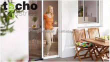 insect screen mesh horizontal roller door made in china