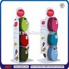 TSD-W634 white painting MDF knee pad retail display units/ retail display rack/ retail store display