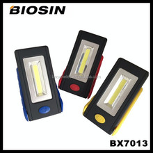 BX7013 Emergency automotive COB Led high lumen hanging and standing led magnetic lamp
