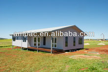 Prefabricated houses,light steel house,fabricated steel house