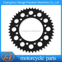 off- Road custom cnc machined aluminum sprocket gear