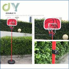 Custom Wholesale outdoor children basketball stand Mini Basketball Hoop System for kid