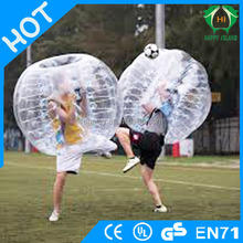 HI Crazy hot inflatable TPU/PVC bubble football/soccer , loopy ball,soccer bubble tpu