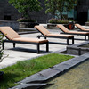 Synthetic rattan daybed , high quality furniture for resort, hotels, shops, restaurant,children furniture high quality