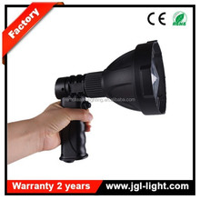 Humanization design NFC96-25W high power 25w 2000lm portable rechargeable led handheld spotlight