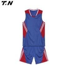 Promotional kids youth cheap basketball jerseys