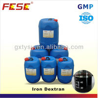 China top ten selling products Iron Dextran Pharmaceutical chemical