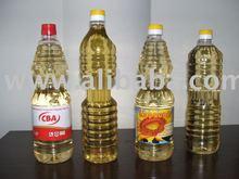 refined oil, 1l pet bottle