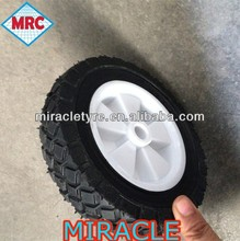 6x1.5 solid rubber wheel