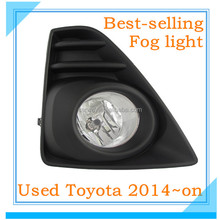High quality auto parts for Toyota Yaris 2014 fog lamp