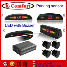 K-comfort Best price lcd parking sensor system with high quality for sale