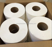 New Mini Jumbo White Soft tissue paper jumbo roll 2 ply for Dispenser