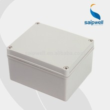 Saip/Saipwell CE,RoHS approved electric plastic junction box