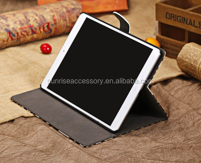Top Sale For Silicone Ipad Case With 3D Image