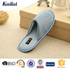 terry cloth thong fancy men slippers indoor