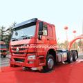 Howo 380hp heavy duty tracteur camion, le meilleur chinois de camion tête, howo tête remorque 170mmx123mmx52mm zz4257n3247c1 380hp