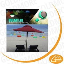 10 years no complaint most popular rechargeable 7 LED solar rechargeable led camping lantern for searching