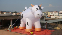 advertising milk cow inflatables,inflatable animal ,inflatable cartoon