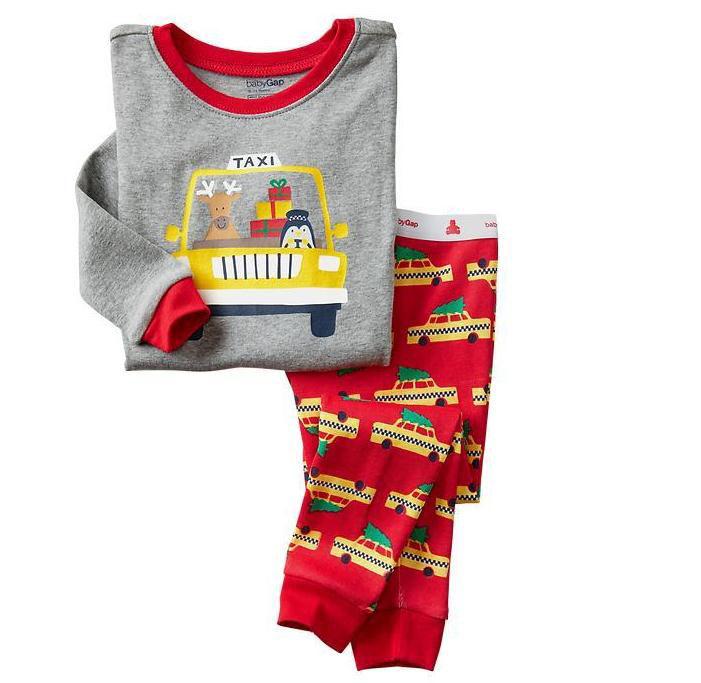 2017 Nouveau design hiver pyjamas Avec Bonne Qualité