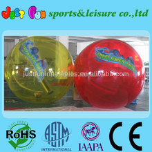 cheap inflatable water walking ball,big inflatable ball, aqua ball for sale