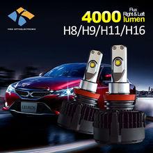H8 xenon 24W 12V LED BULB