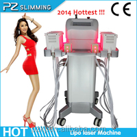 Lipo laser spa equipment / laser therapy weight loss machine / lipo laser slim patch