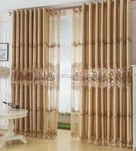 fashion design sheer curtains