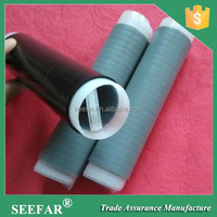 Silicone Rubber Cold Shrink Coaxial Cable Sleeves Cold Shrink Tube
