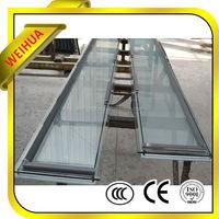 Silicone sealant insulating glass