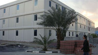container dormitory with CE, Australia, Canada standard