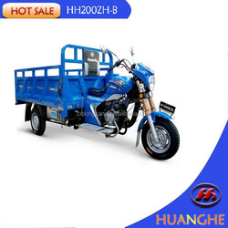 van cargo tricycle 200cc