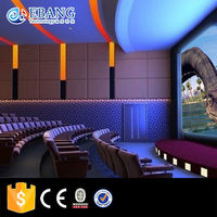 luxury and spacious 5d cinema room from Ebang factory
