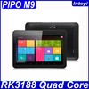 PIPO M9 Wifi 3G Quad Core RK3188 Tablet PC 10.1 inch IPS Screen Android 4.2 GPS 2G RAM 32GB Good Camera Bluetooth