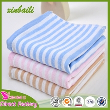 Alibaba Online Shopping China factory 100% Cotton One Side Terry One Side Gauze Baby Towel