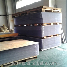 12mm thick Polycarbonate sheet for sound berrier wall long time not yellowed