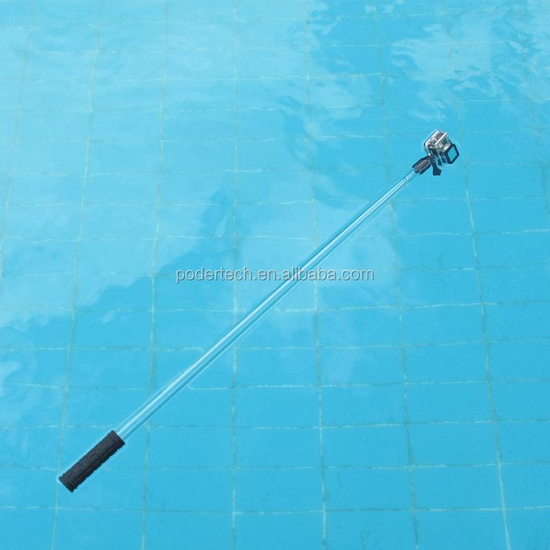 Floating pole