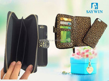 Mobile phone accessories. Eco-friendly wallet cell phone case