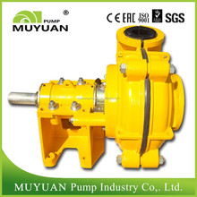 Mineral Concentrate Slurry Pump Pompa Lumpur Horizontal