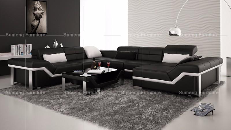 슈퍼 품질 중반 세기 디자인, 가구 거실 소파 세트 현대-거실 ...