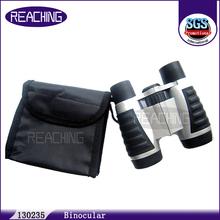 De plástico de juguete binoculares para la venta, de largo alcance prismáticos hecho en china, ocular de goma binoculares de visión nocturna