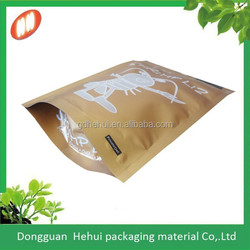 High quality products food packaging bags nuts bags wholesale
