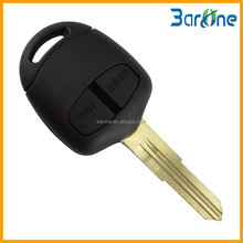 Factory direct selling original 2 buttons transponder key case fob for Mitsubishi Grandis key