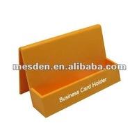 Cute Plastic Business Card Holder