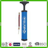 Mini promotional basketball hand air pump