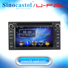"""GPS Car Navigation with CD/DVD loader,Bluetooth enabled, 6.2"""" TFT LCD and mirror link for Sportage 2010"""