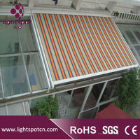 Roof awning ,Residential Aluminum Awning , metal roof awning,