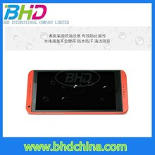 OEM Customized anti-glare film anti-scratch glass screen protector for HTC with 9h hardness