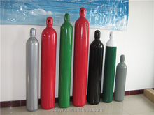 big gas cylinder 40L 50L 60L 80L high pressure Argon/CO2 cylinder