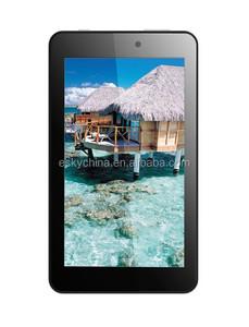 静電容量式タッチスクリーン7' 1024*600z2520インテルatomデュアルコア1.2ghzのタブレットpc