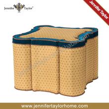 Luxury antique footstool/ottoman 2455-727735